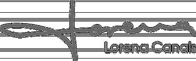 Lorena Canals - Logotipo